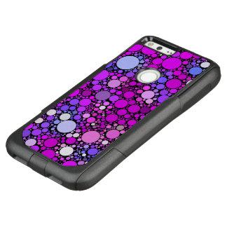 Zappy Bubbles,pink OtterBox Commuter Google Pixel XL Case
