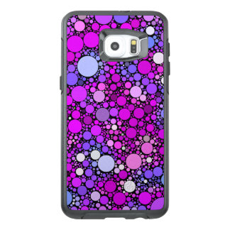 Zappy Bubbles,pink OtterBox Samsung Galaxy S6 Edge Plus Case