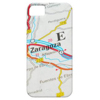 Zaragoza, Aragon , Spain iPhone 5 Case