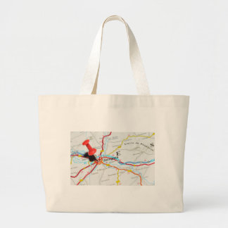Zaragoza, Aragon , Spain Large Tote Bag