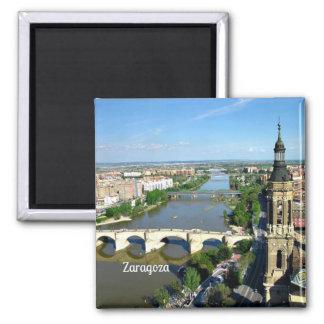 Zaragoza, Aragon, Spain Magnet