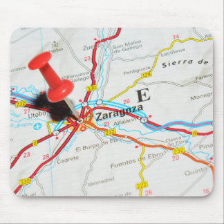 Zaragoza, Aragon , Spain Mouse Pad