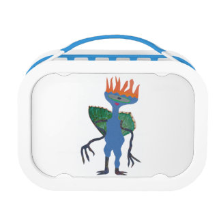 Zarpan  the space friend lunch box