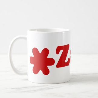 Zayre Coffee Mug