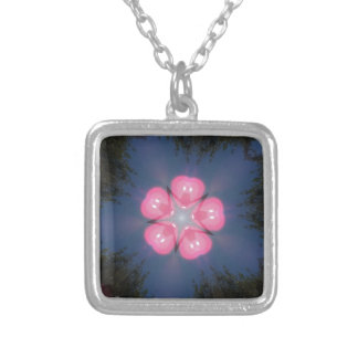 Zaz10 Silver Plated Necklace