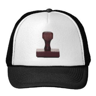 ZAZ427 Rubber Stamp Trucker Hat