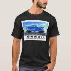 ZAZ462 CONRAIL CABOOSE POSTER T-Shirt