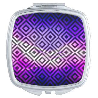 Zaz8 Square Compact Mirror