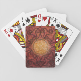 Zaz 4 Standard Playing Cards