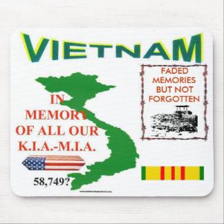 zazv-VIETNAM MEMORIES Mouse Pad