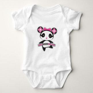 Zazzle-BabyPandaMonium.ai Baby Bodysuit