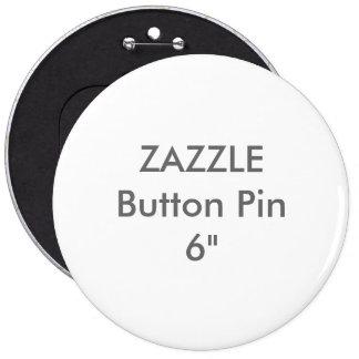 "Zazzle Blank Custom 1 1/4"" Colossal Button Pin"