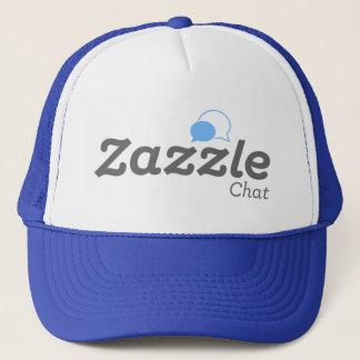zazzle chat hat