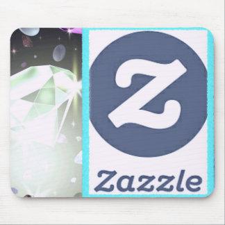 Zazzle Diamonds Mousepad