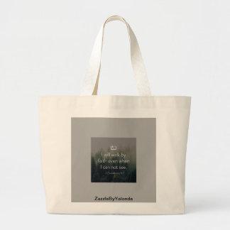 Zazzle GODS Inspirations Large Tote Bag