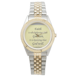 Zazzle GODS Inspirations Watch