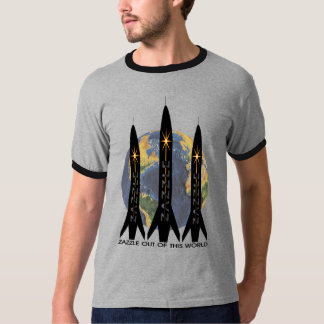 ZAZZLE OUT OF THIS WORLD by SHARON SHARPE T-Shirt