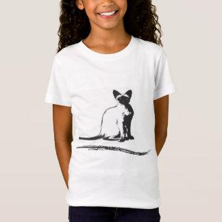 zazzle siamese cat design.ai T-Shirt