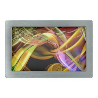 Zazzle Smoke Art Design (3852) Belt Buckle