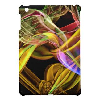Zazzle Smoke Art Design (3852) iPad Mini Case