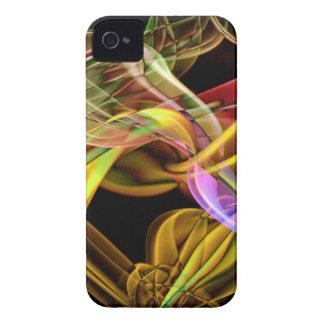 Zazzle Smoke Art Design (3852) iPhone 4 Case-Mate Cases