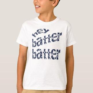 Zazzle Unisex Hey Batter Batter Baseball/Softball T-Shirt