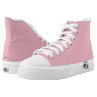 ZazzleForBreastCancer High Tops
