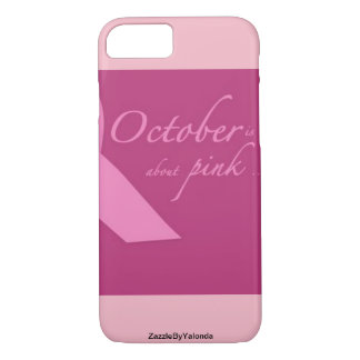 ZazzleForBreastCancer iPhone 8/7 Case