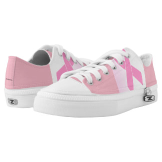 ZazzleForBreastCancer Low-Top Sneakers