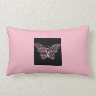 ZazzleForBreastCancer Lumbar Pillow