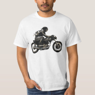 Zazzle's Coolest Cheapest Motorcycle T-shirt