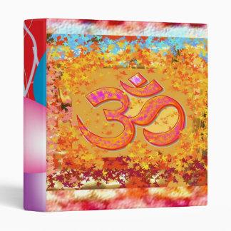 Zazzling *****OmMantra ***** Collection 3 Vinyl Binder