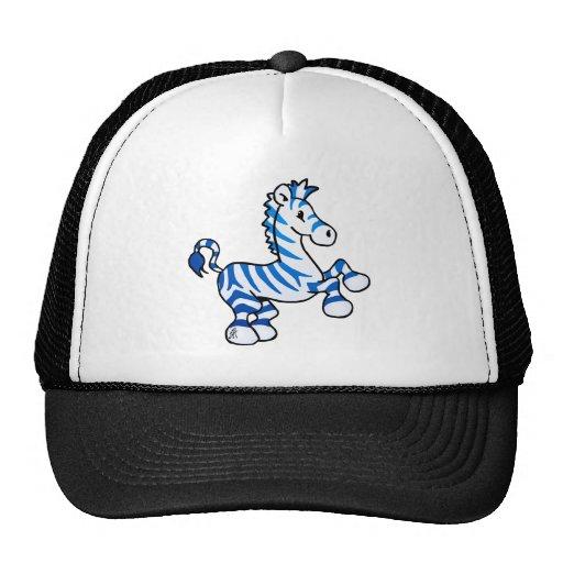 Zazzling Zebra Trucker Hat