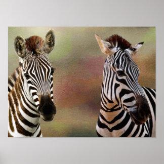 Zazzling Zebra Print