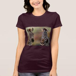 Zazzling Zebras Tshirts