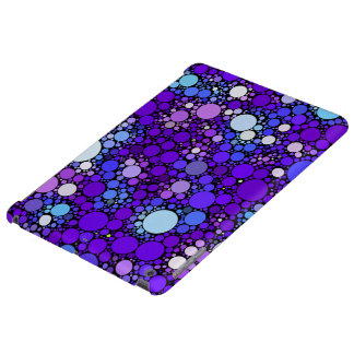 Zazzy Bubbles, blue Case For iPad Air
