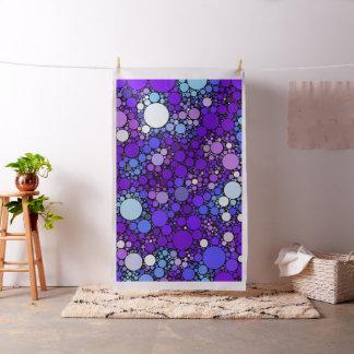Zazzy Bubbles, blue Fabric