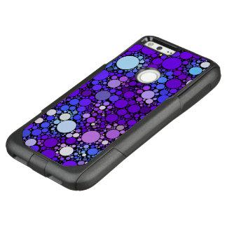 Zazzy Bubbles, blue OtterBox Commuter Google Pixel XL Case