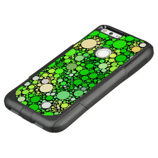 Zazzy Bubbles,green OtterBox Commuter Google Pixel XL Case