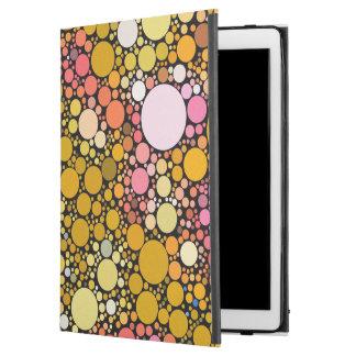 "Zazzy Bubbles,orange iPad Pro 12.9"" Case"
