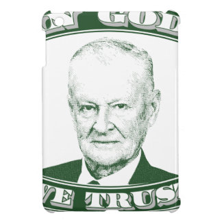 Zbigniew Brzezinski in God We trust iPad Mini Covers