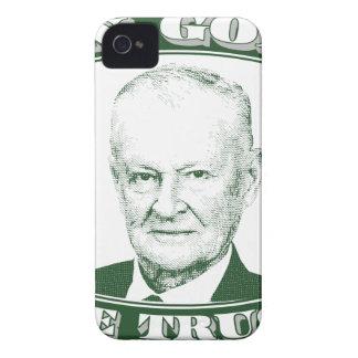 Zbigniew Brzezinski in God We trust iPhone 4 Covers