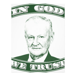 Zbigniew Brzezinski in God We trust Letterhead