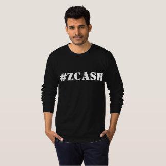 #zcash,  Fine Jersey Long Sleve T-Shirt
