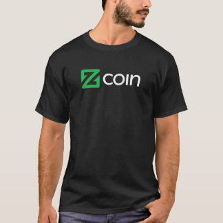 Zcoin (XZC) Zerocoin Private Cryptocurrency T-Shirt
