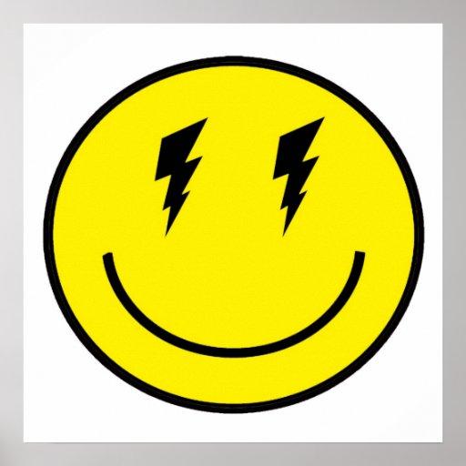 ZE! - Disco Smiley (Poster)
