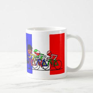 Zebastian in Tour de France Coffee Mug