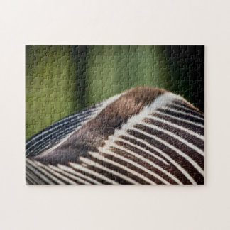 Zebra 03 Digital Art - Photo Puzzle