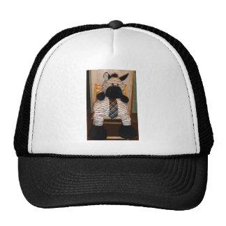 Zebra #1 hat