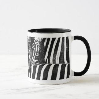 Zebra#1/Ringer mug